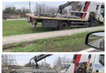 Maşina de Ridicări Auto/sursa :facebook: Eşti din Craiova dacă...
