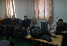 Șase transfugi, intoxicaţi cu fum pe o navă aflată în Portul Constanța