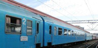 Traficul feroviar este oprit între Târgu Jiu - Petroșani