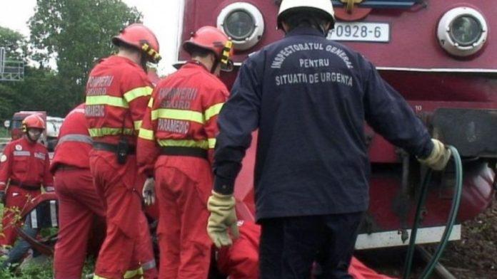 CFR a fost amendată cu 75.000 de lei din cauza unui accident feroviar