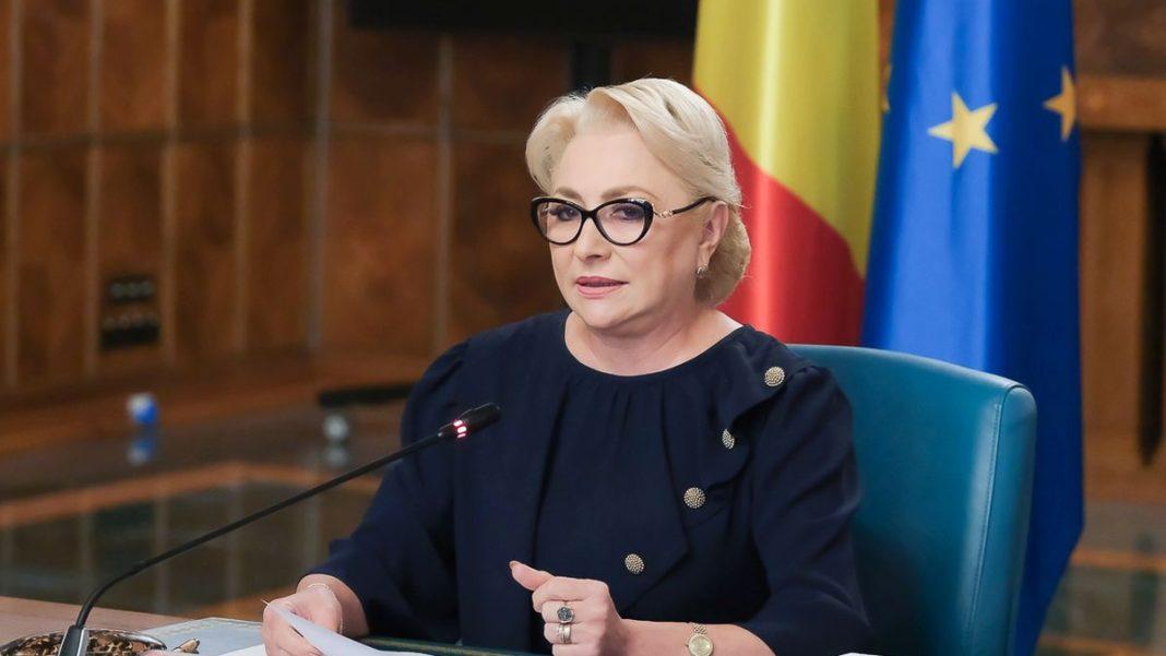 LIVEVIDEO Viorica Dăncilă: Cei condamnați pentru fapte de corupție nu vor beneficia sub nicio formă de clemența președintelui