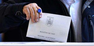MAI: 17 sesizări de posibile probleme privind procesul electoral
