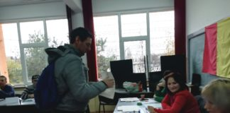 Vot in Craiova