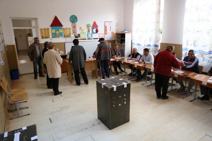 Județul Olt se situează pe locul 3 în ţară, cu 19,88% prezenţă la vot