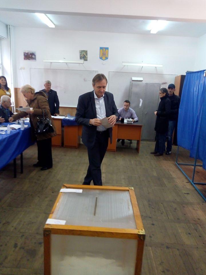 Mihai Weber, preşedintele PSD Gorj