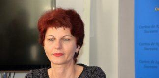 Judecătoarea Nicoleta Țînț, noul președinte al CSM
