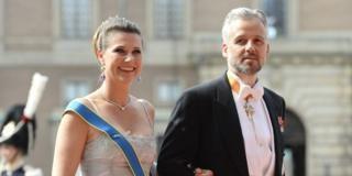 Prințesa Martha Louise și Ari Behn în 2015