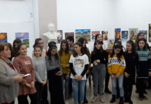Copiii talentați ai Slatinei, medaliați național și internațional, au expus acasă