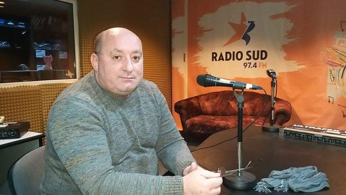 """Cătălin Popescu, la """"Repriza de Sud"""" (Foto: Alex Vîrtosu)"""