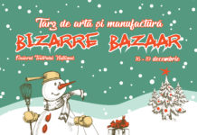 A doua parte a Târgului de artă și manufactură Bizarre Bazaar