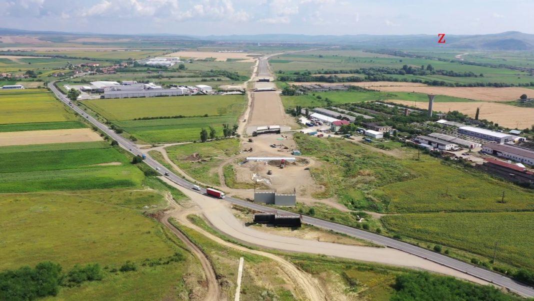 Familia care a obţinut în instanţă oprirea lucrărilor la Autostrada Sebeş - Turda cere daune de 100.000 lei