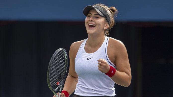 Bianca Andreescu, prima jucătoare de tenis desemnată Sportiva anului în Canada