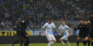 Alexandru Cicâldău este cel mai prolific fotbalist al Craiovei (Foto: Alex Vîrtosu)