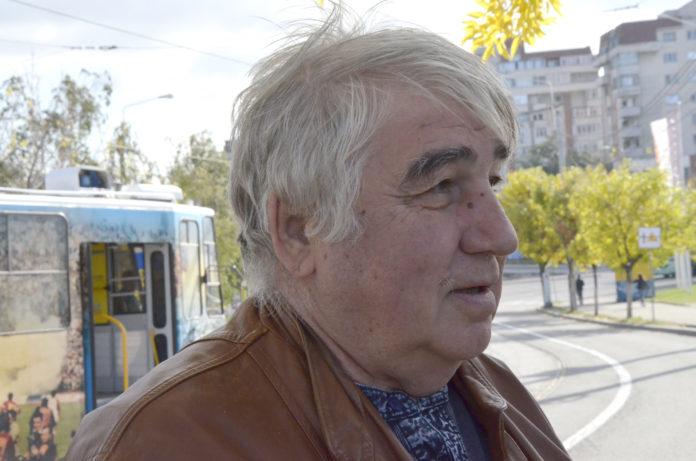 Ion Velea crede că alb-albaştrii vor obţine victoria cu FC Botoşani (Foto: Alex Vîrtosu)
