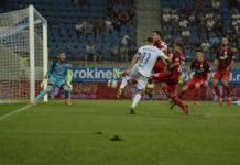 În meciul tur s-a impus Ştiinţa, cu un gol marcat de Nicuşor Bancu (Foto: Alexandru Vîrtosu)