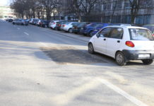 Strada Dimitrie Gerota/foto:Claudiu Tudor