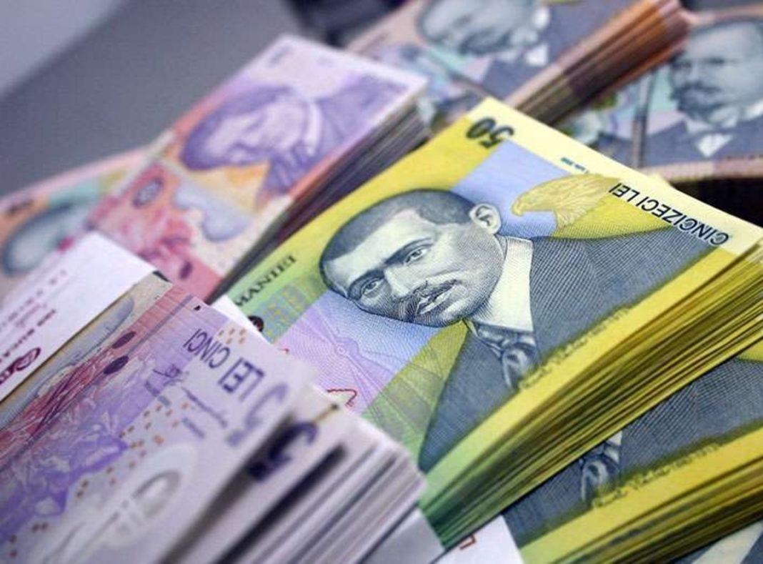 Ministerul Finanţelor Publice a împrumutat 1,16 miliarde de lei de la bănci