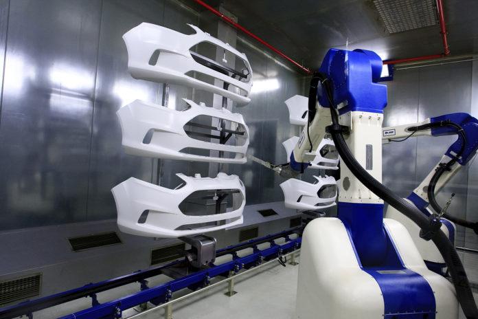 robot Magna