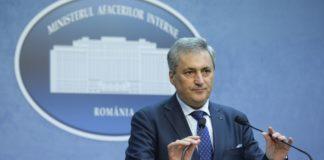 Marcel Vela anunță demiteri la Jandarmeria București