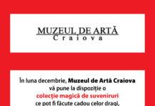 """""""Luna cadourilor la Muzeul de Artă Craiova"""