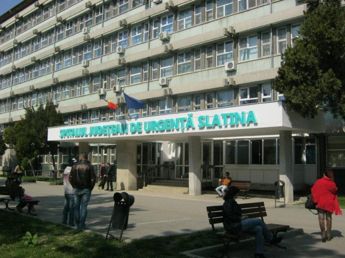 Elevele s-au prezentat la spitalul din Slatina