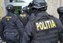 Percheziţii la persoane şi firme din Bucureşti, Olt şi alte 4 judeţe
