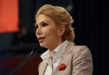Vicepremierul Raluca Turcan a anunţa lansarea mai multor programe de screening privind cancerul şi hepatita