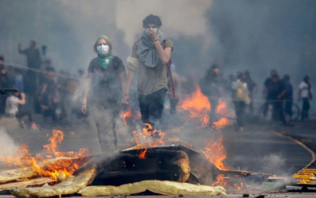 Proteste Chile