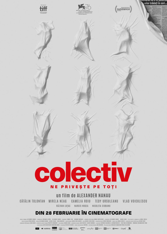 """Filmul """"Colectiv"""", în cinematografele din România din 28 februarie"""