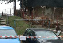 Maşini parcate pe locul unde trebuie să se efectueze lucrări