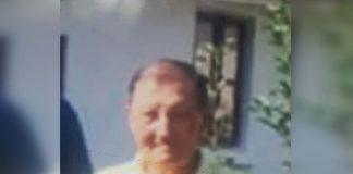 Poliţiştii din Craiova caută un bărbat de 75 de ani care a plecat la cumpărături de vineri şi nu a mai revenit acasă.