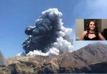 O tânără din Australia, prima victimă identificată a vulcanului