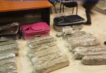 În urma acţiunilor, poliţiştii francezi au confiscat peste 5,5 tone de canabis