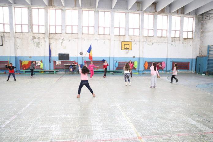 Sala de sport de la Leu a fost închisă de DSP Dolj