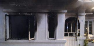 O bătrânică a ars de vie în propria casă