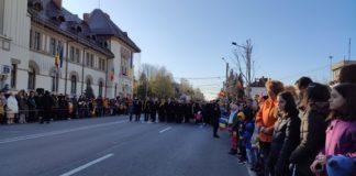Parada de Ziua Națioanlă în Gorj