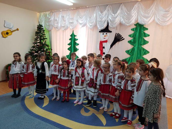Sărbătoare la Grădiniţa Nicolae Romanescu din Craiova, de Moş Nicolae