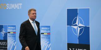 Iohannis participă la reuniunea NATO de la Londra