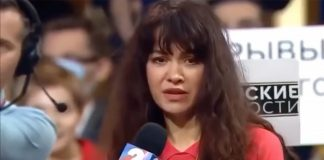 Alisa Yarovskaya este jurnalista carea pus o întrebare incomodă lui Putin