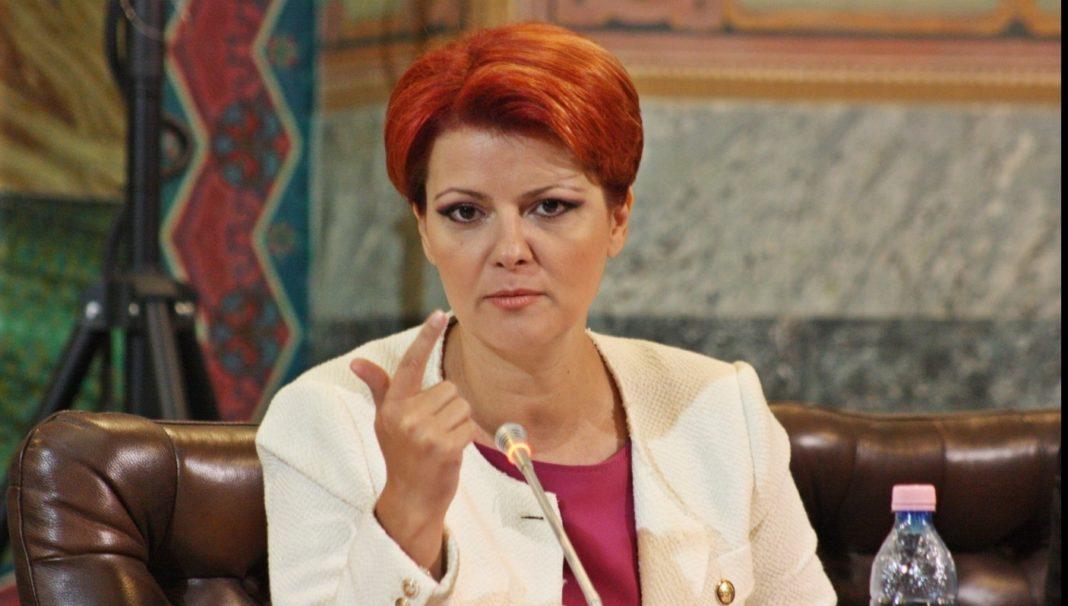 Olguța Vasilescu, sancţionată de CNCD pentru declarația despre etnicii germani