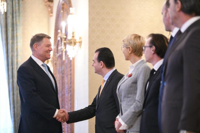 Premierul și mai mulți miniștri merg astăzi la Cotroceni