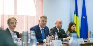 Preşedintele Iohannis a prezidat marți ședința CSM în care se alege noua conducere