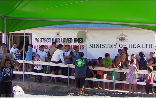 Focar de rujeolă în Samoa. Sunt zeci de morţi, majoritatea copii