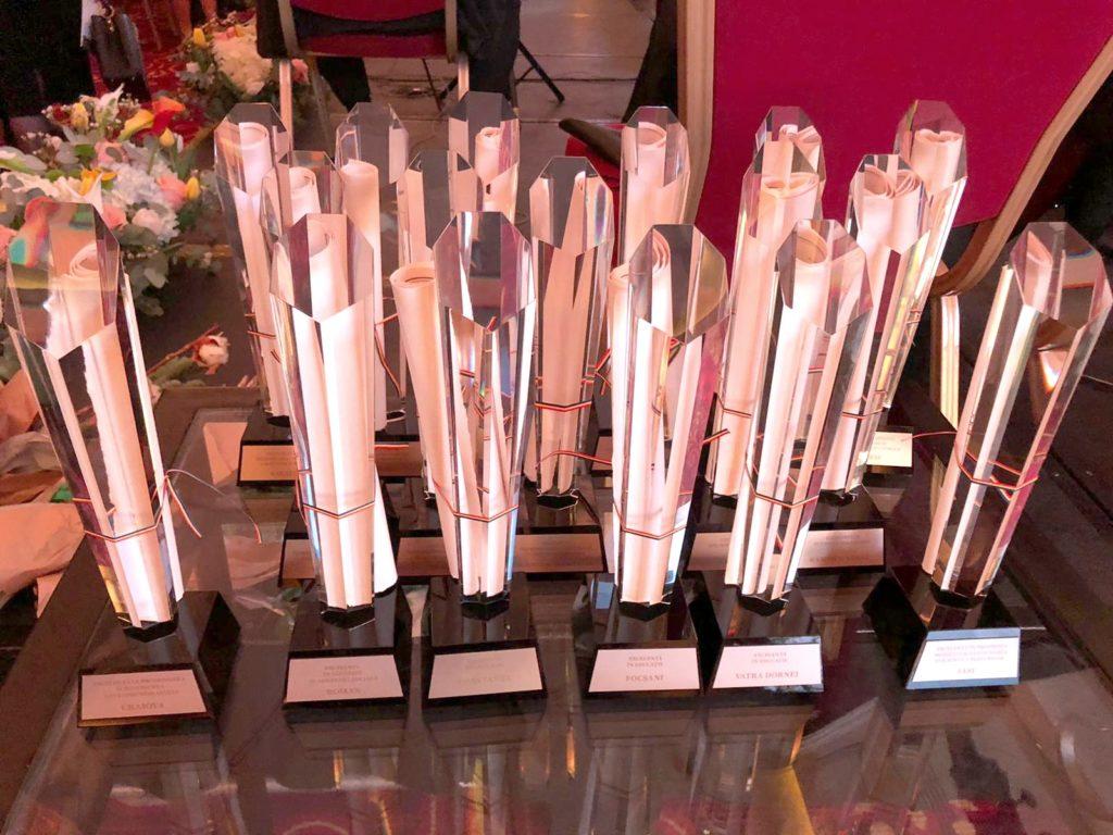 Premiile acordate la Gală