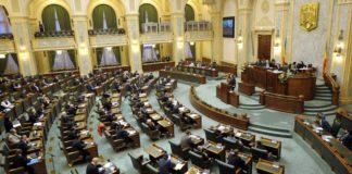 Proiectul de lege care permite Guvernului să emită ordonanțe pe perioada vacanţei parlamentare, respins de Senat