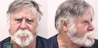 """Un bărbat a jefuit o bancă şi a aruncat banii trecătorilor strigând """"Crăciun fericit"""""""