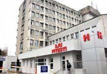 Avort la lumina telefonului la Spitalul Judeţean de Urgenţă Piteşti