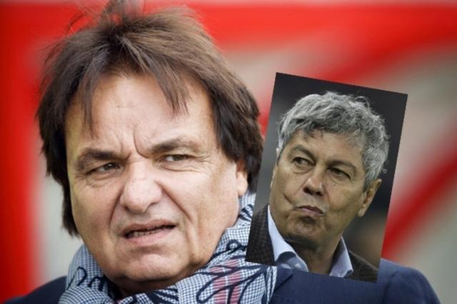 Christian Constantin a fost refuzat de Mircea Lucescu