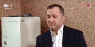Vlad Filat a fost eliberat din penitenciar