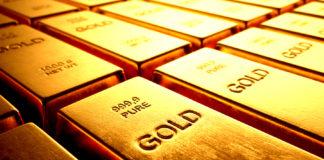 Prețul aurului urcă la un nou nivel istoric